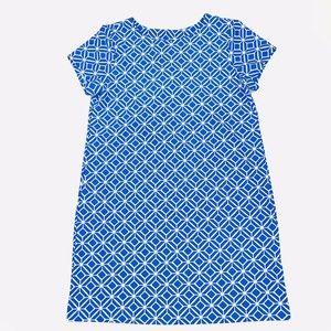 Jude Connally Ella Lapis Dress Sz S